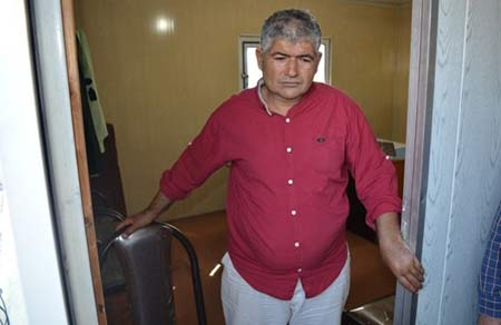 دستگیری و حمام بردن گدای میلیونر در بوشهر