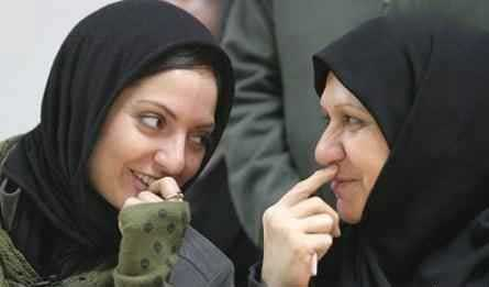 اخبار جدید از ثبت نام مادر شوهر مهناز افشار در انتخابات