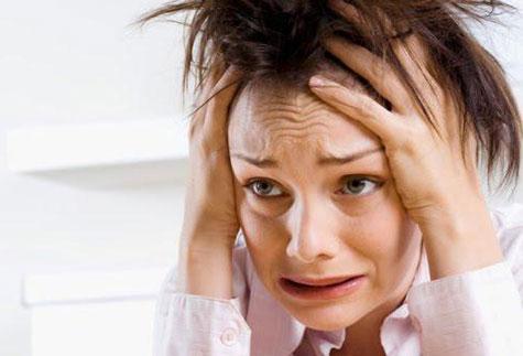 ضررهایی که استرس بر زیبایی می گذارد - جادوی کلمات