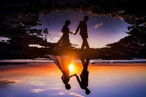 جذاب ترین عکسهای عروسی زوج های رمانتیک در جهان