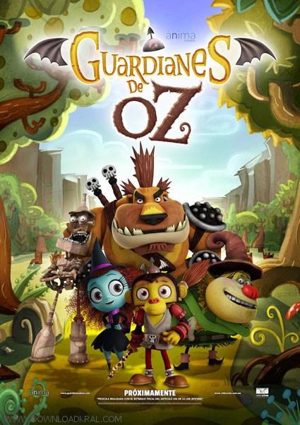 دانلود انیمیشن میمون های پرنده Wicked Flying Monkeys 2015 دوبله فارسی