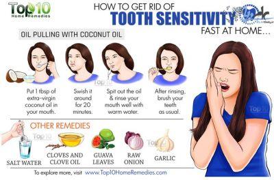 راهکارهای درمان حساسیت های دندان