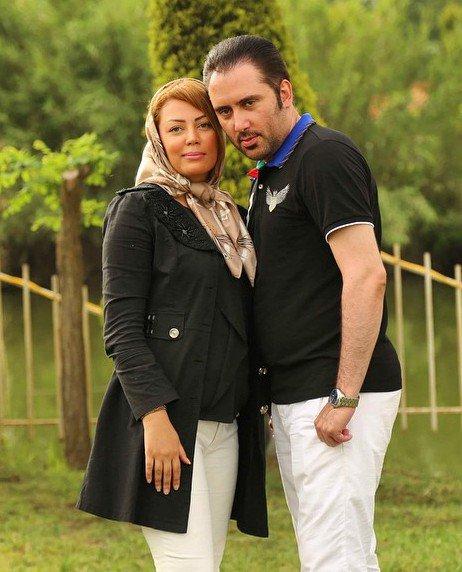 عکس های زیبای نیما مسیحا در کنار همسرش