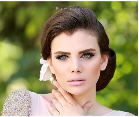 بهترین مدلهای آرایشی عروس زیبا +عکس