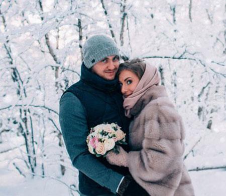 اخبار جدید از عروسی در دمای 40 درجه زیر صفر + عکس