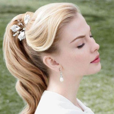 مدل های جدید و زیبای ایتالیایی بستن مو از پشت سرجدید