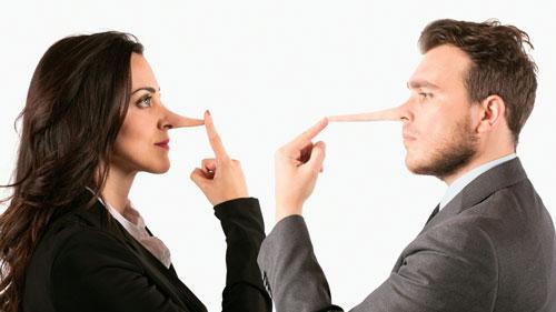 بهترین روش های شناسایی دروغگوها