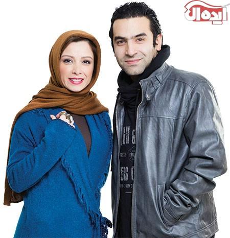 گفتوگویی خانوادگی با فرناز رهنما و همسرش