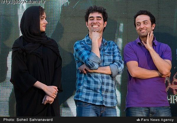 پریناز ایزد یار گفت :شهاب حسینی «پدیده» است