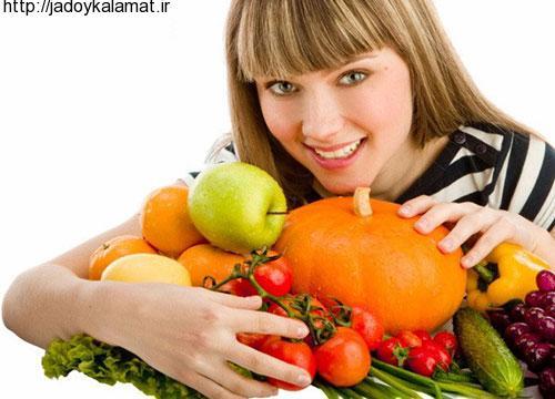 10 ماده غذايي كه چهره شما را زيباتر ميسازد