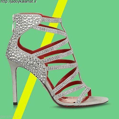 مدل های جدید کفش های معروف در اینستاگرام