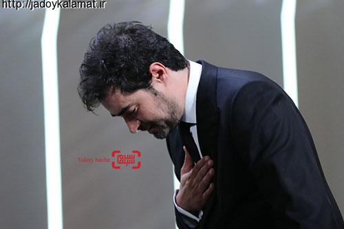 شهاب حسینی بهترین بازیگر مرد و اصغر فرهادی بهترین فیلم نامه