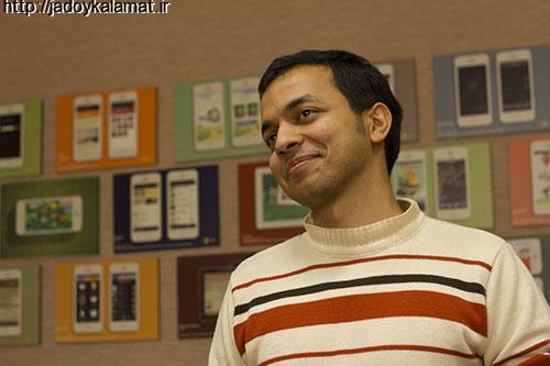 جوان ایرانی با میوه هایش میلیونر شد!