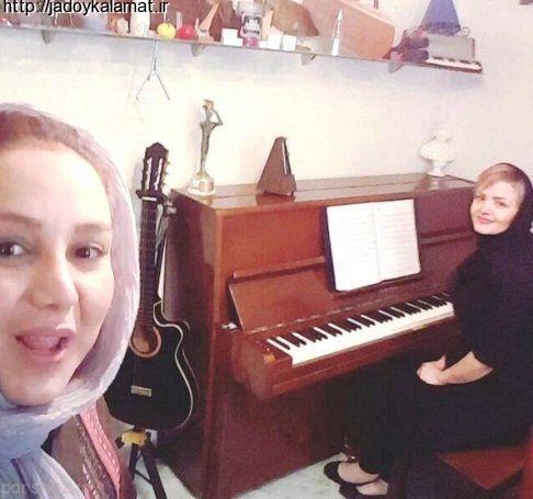 جنجال خوانندگی بهنوش بختیاری در کنسرت بهار ایلچی
