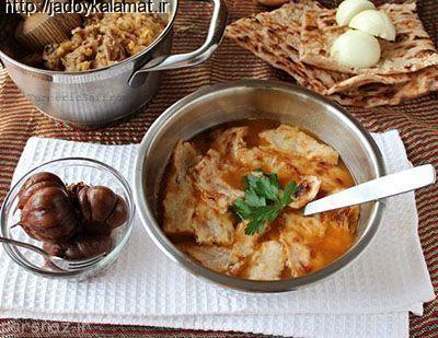 بهترین و سنتی ترین لیست غذاها برای افطار و سحر