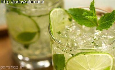 نوشیدنی های سنتی مخصوص ماه رمضان - سلامت