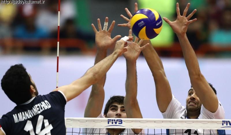 ایران لیگ جهانی را با پیروزی بر آرژانتین به پایان رساند - خبر ورزشی