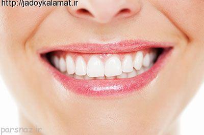 سفید کردن حتمی دندان ها با این روش ها