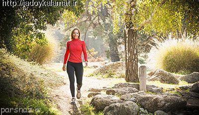 امکان افزایش طول عمر بوسیله پیاده روی  - مجله سلامت