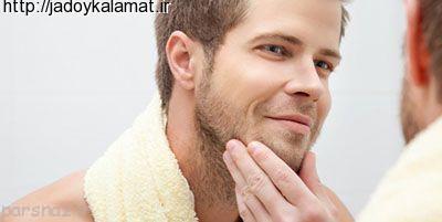 روش های مواظبت از پوست بعد از اصلاح کردن