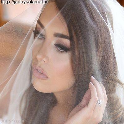 آموزشی مربوط به آرایش متناسب صورت خانم ها
