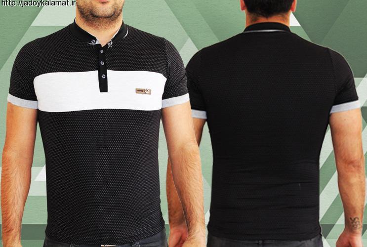 خرید تیشرت مردانه Denim