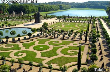 تصاویر دیدنی از 10 باغ رویایی دنیا