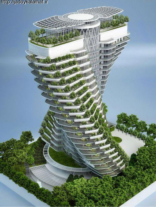 دانلود رساله مجتمع مسکونی با رویکرد معماری پایدار