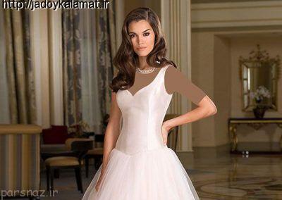 جدیدترین مدل های لباس عروس از برند Justinalexander