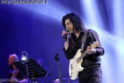 کاوه یغمایی  خواننده راک ایرانی بعد از مدت ها مجاز شد