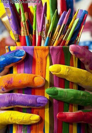 شخصیت شناسی: چه رنگی دوست دارید؟ - جادوی کلمات