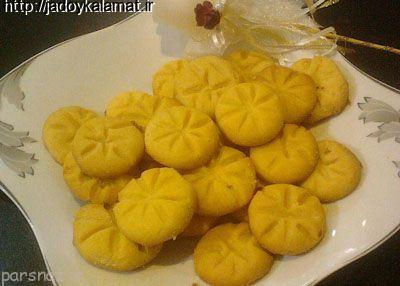 آموزش درست کردن نان قندی قزوین