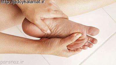 ۵ نکته ی مهم در مورد مراقبت از پاها در فصل زمستان