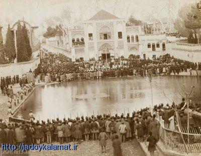 تصاویر ماه محرم و عزاداری حسینی در دوران قاجار