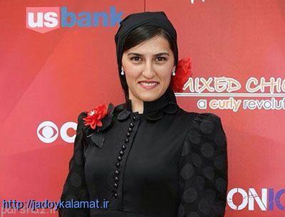 مهسا احمدی بهترین دختر ایرانی در هالیوود