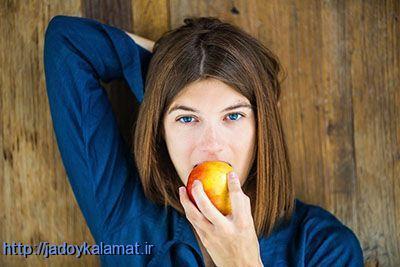 این بابت عاشق سیب باشید - سلامت نیوز