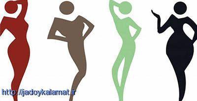 روش ست کردن لباس زنان بر اساس شکل بدن