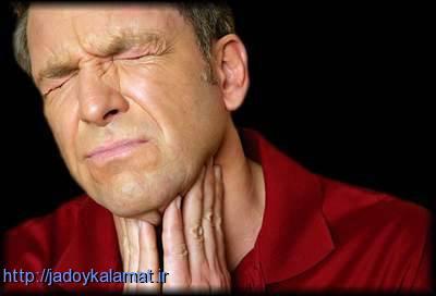 معرفی دمنوش برای درمان کردن درد گلو