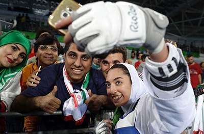 برترین ورزشکاران زن ایرانی در سال 95