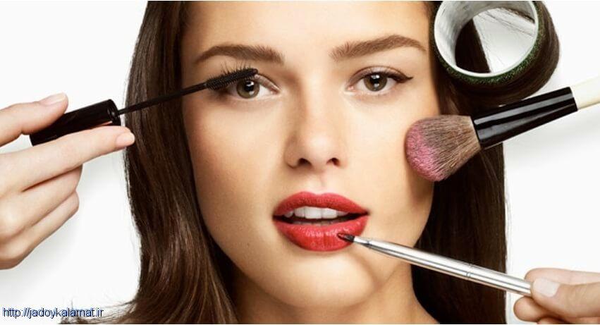 پیر شدن با تکرار چند اشتباه در آرایش کردن !