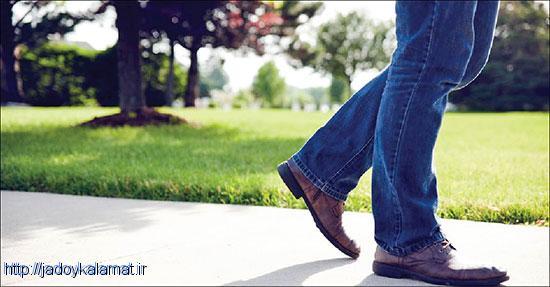 آشنایی با شخصیت افراد از شیوه ی راه رفتن شما
