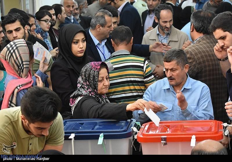 آمار رسمی انتخابات ریاستجمهوری 96- جدید