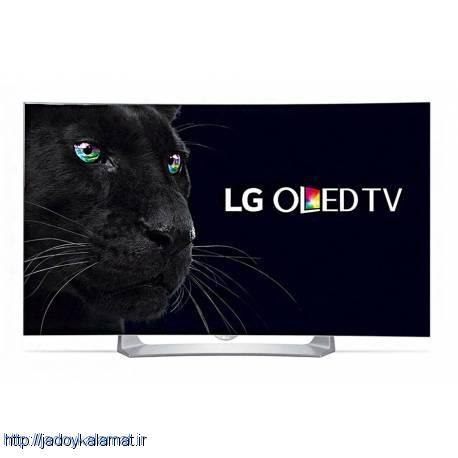 مدل تلویزیون منحنی LG OLED TV 55EG910V