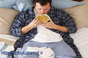 کاهش وزن و لاغری با سوپ