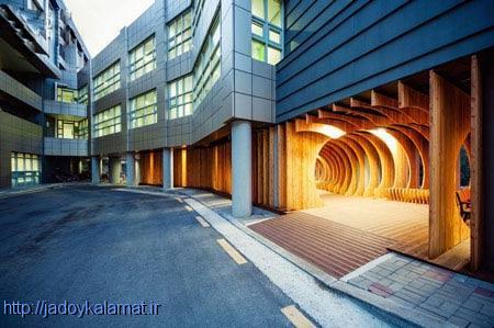 محل استراحت ویژه دانشجویان دانشگاه سئول