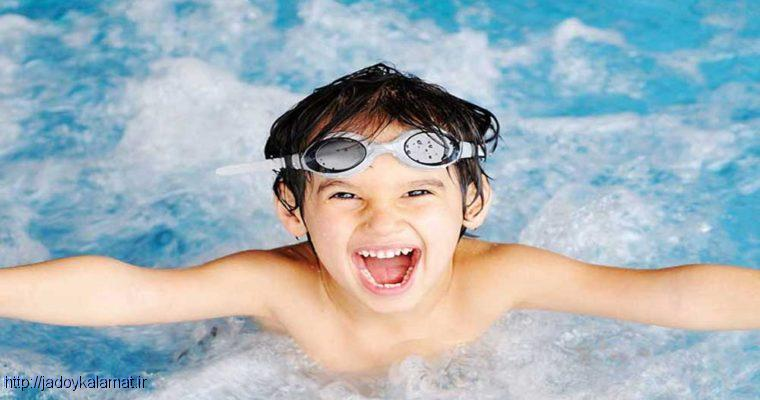 شنا کردن و نکته های مهم در فصل گرم تابستان