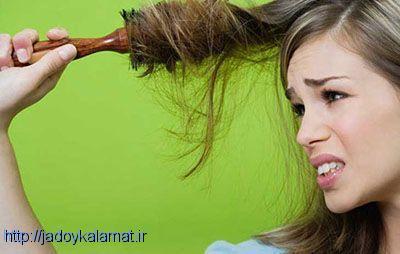 موهای وز را تغییر حالت دهید
