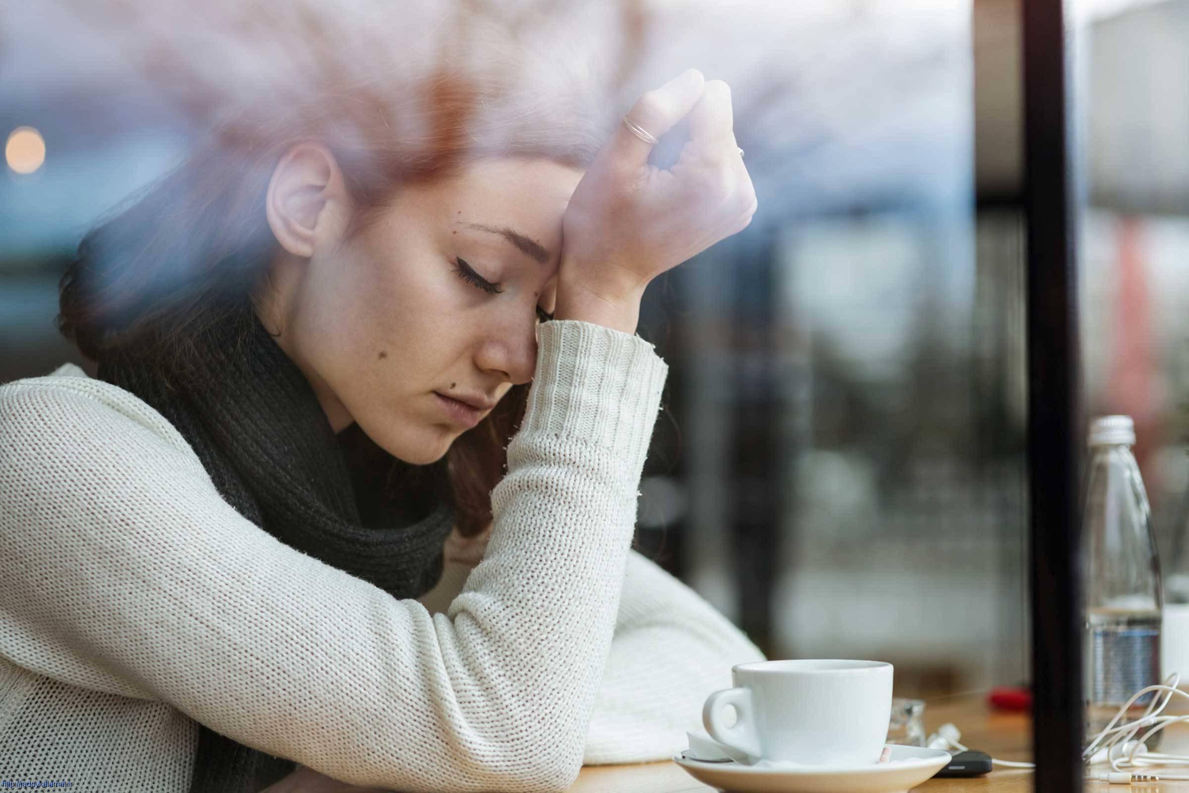روش هایی کنترل استرس و نگرانی شدید