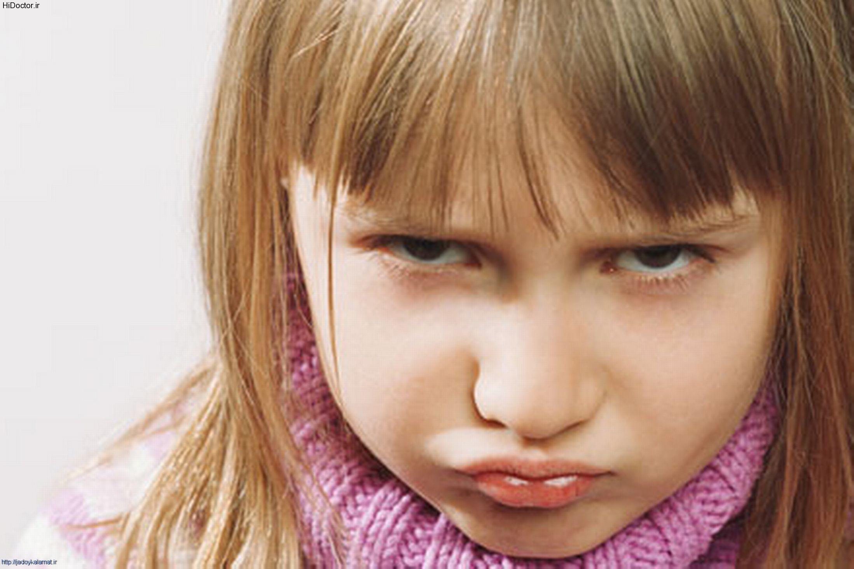 آموزش تربیت کودکان برای لوس نشدن