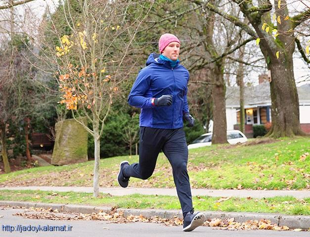 فواید جالب دویدن در هوای سرد